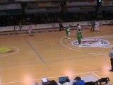 Challans - ADA Basket - QT2 - 5e journée de NM1 saison 2011-2012
