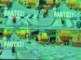 Mario Kart Wii la Coupe Banane par les Touics