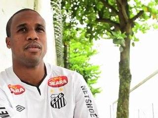 Borges elege seus gols favoritos pelo Santos