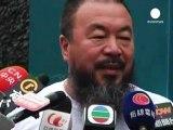 China: Weiwei acusado de fraude fiscal