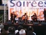 caragoss festival estival de Chartres concert jazz manouche lulu swing