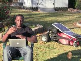 How To Build A Solar Powered RC Electric Lawn Mower - Intro