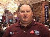 Greg Raymer  fossilMan  -  EPT San Remo S5: Greg Raymer Day 3   -  PokerStars.com