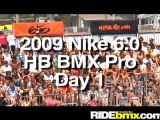 Nike 6.0 HB BMX Pro Contest - Day 1