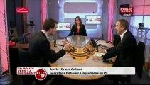 """Bruno Julliard : invité de l'émission """"En route vers la présidentielle"""""""