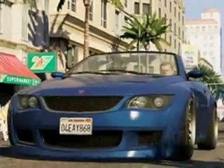 First Trailer de Grand Theft Auto V