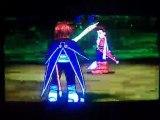 """Tales Of Symphonia: Combat rapide contre """"Kratos Aurion"""""""