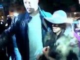 Kim Kardashian aperçue pour la première fois depuis son divorce