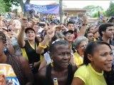 Carrera de opositores en Venezuela