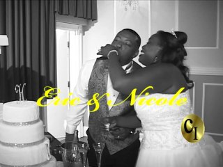 Nicole and Eric Hughes Wedding CEREMONY (Capture It Graphics -CIGVideo)
