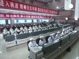 China avanza en el espacio