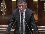Bertrand Pancher intervient à l'Assemblée nationale sur le projet d'augmentation du budget 2012 de la Mission écologie, développement et aménagement durables