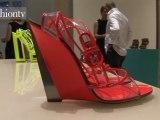 Casadei Shoes Spring 2012 - Milan Fashion Week MFW | FTV