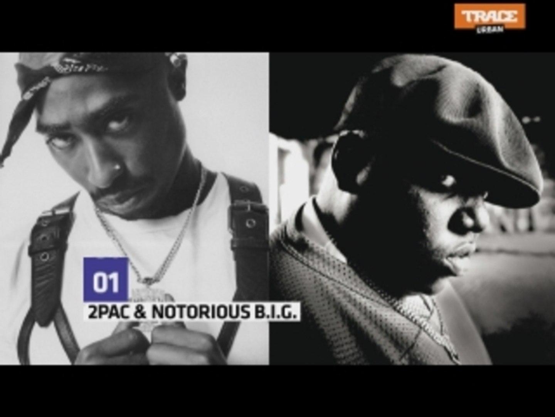Top New: De nouvelles révélations sur les meurtres de Tupac et Biggie