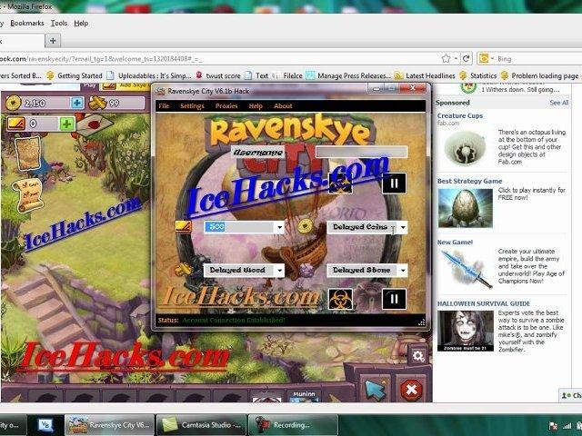 Ravenskye City Hacks(Coins+Skye Credits Hack Ravenskye City)Free Downlolad