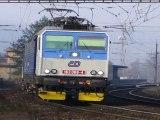 Lokomotiva 163 066-4 - Ústí nad Orlicí, 3.11.2011 HD