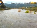 Vigilance : fleuve Hérault rouge, 7 départements orange