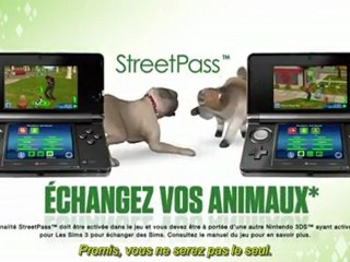 Trailer  de Les Sims 3 Animaux & Compagnie