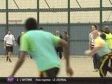 Rugby au centre pénitentiaire de Seysses (Midi-Pyrénées)