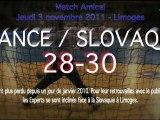 HandTV  - Amical - 04/11/11 - Les réactions après France/Slovaquie