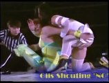 Cutie Suzuki vs Dynamite Kansai (2-count fall match)