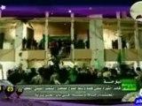 chanteuse algérienne hommage chanson controversée à l'Kadhafi Leader
