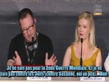 Lars von Trier, Festival de Cannes 2011 (VOSTFR)