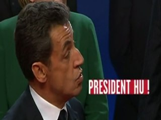 """G20 : Sarkozy face aux """"suplices chinois"""""""