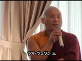 2011 10 27日本仏教界よりチベット弾圧を非難する声明 緊急会見