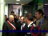 Inauguration du nouveau commissariat d'Issy-les-Moulineaux