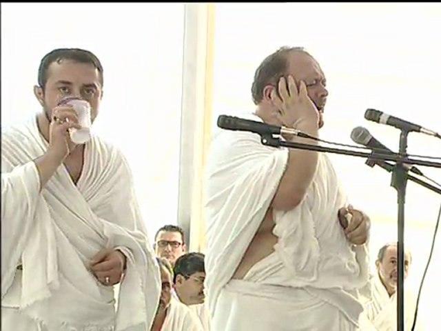 Arafatta Çifte ezan Diyanet işleri başkanlığı programı LOGOSUZ 5-11-2011