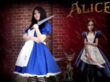 cosplay kasane Alice Madness Returns