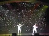 Electric Violin Duo FUSE - Linzi Stoppard & Ben Lee Rock Status Quo