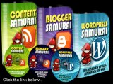 Auto Blog Samurai - Create Massive Autoblog Fastest Way