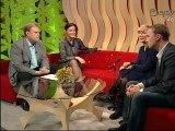 Lenna Kuurmaa & Märt Avandi interview @ Terevisioon