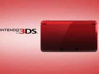 Mario présente la Nintendo 3DS de