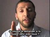 Sois fière d'être Musulman où que tu sois ! - Baba Ali