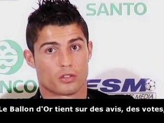 """Ronaldo : """"Mon titre ne dépend de personne"""""""
