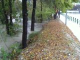 VILLENEUVE - LOUBET  ....INTEMPERIES.. ( 6-11-2011)