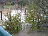 VILLENEUVE - LOUBET - VILLAGE ....INTEMPERIES.. ( 6-11-2011)