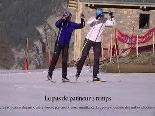 Skating mode d'emploi