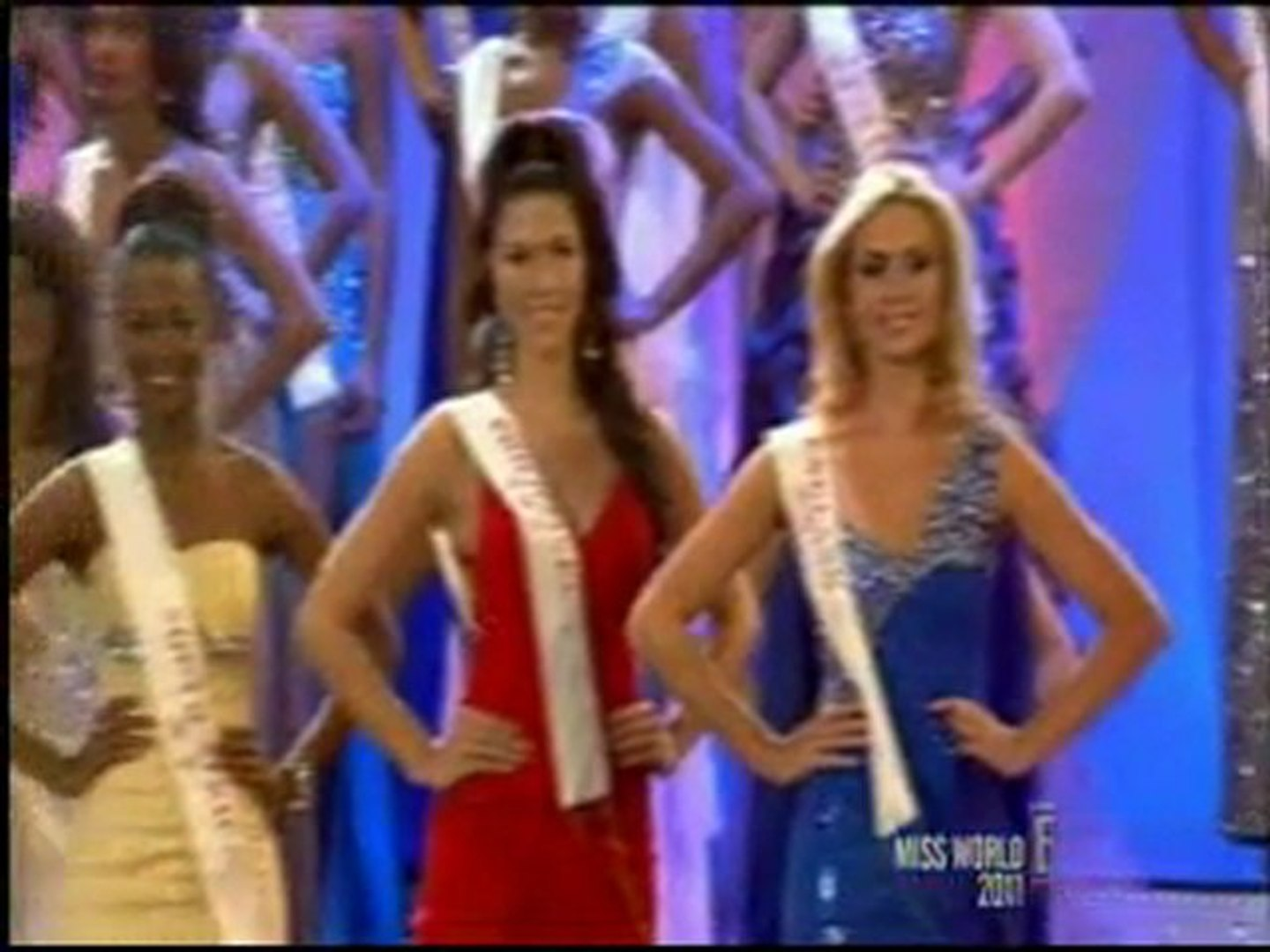Miss world 2011 Live From London 6th November 2011 Pt7