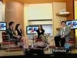 Entrevista a Maite Perroni, habla de Anahi y Mane de la Parra || FD