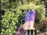 Elisabeth GIESS participe à Bienvenue dans nos Jardins à Betschdorf-Alsace du Nord 2011