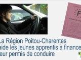 La Région Poitou-Charentes aide les apprentis à passer le permis de conduire