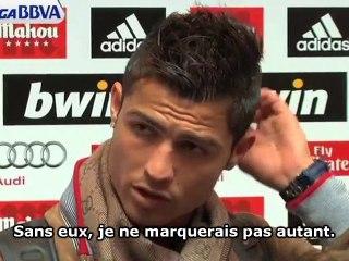 Cristiano Ronaldo et les matches à midi