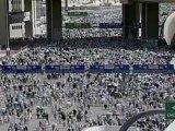 Arabie: fin du pèlerinage à la Mecque