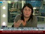 Corinne Bord sur BFM Business : l'Economie Sociale et Solidaire (ESS)