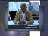 L'INVITE DU JOUR - Alain KENFACK - Cameroun