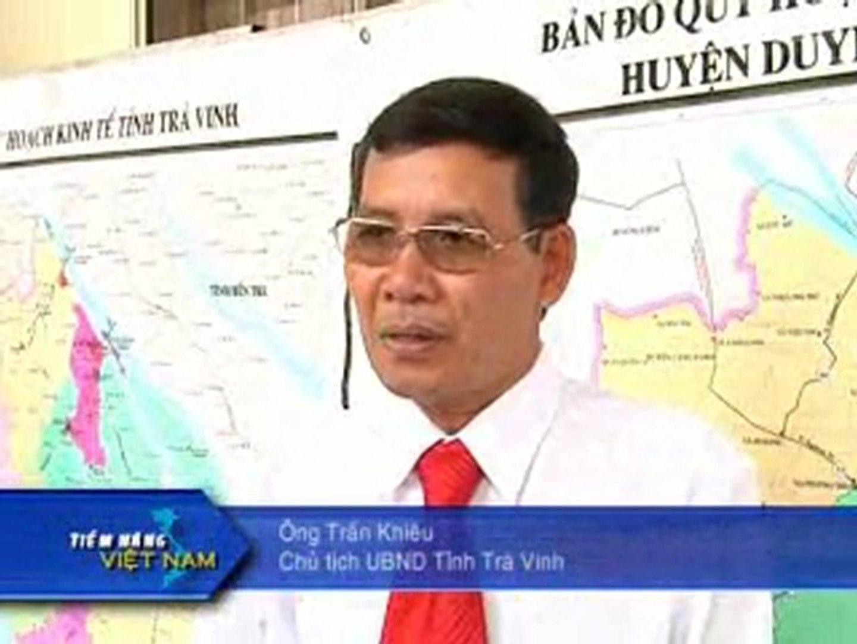 Tiềm năng Việt Nam: Tiềm năng đầu tư vào khu kinh tế ven biển Trà Vinh